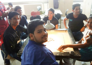 bpo industry in mumbai -game Competition