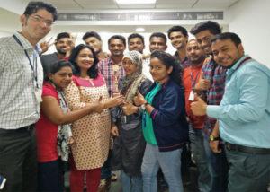 bpo industry in mumbai celebrations