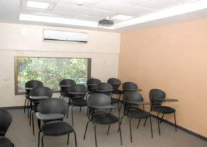 bpo companies in india training room