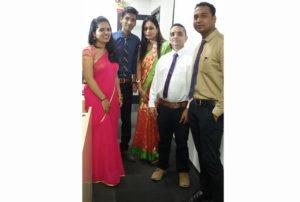 bpo industry Formal & Saree Day